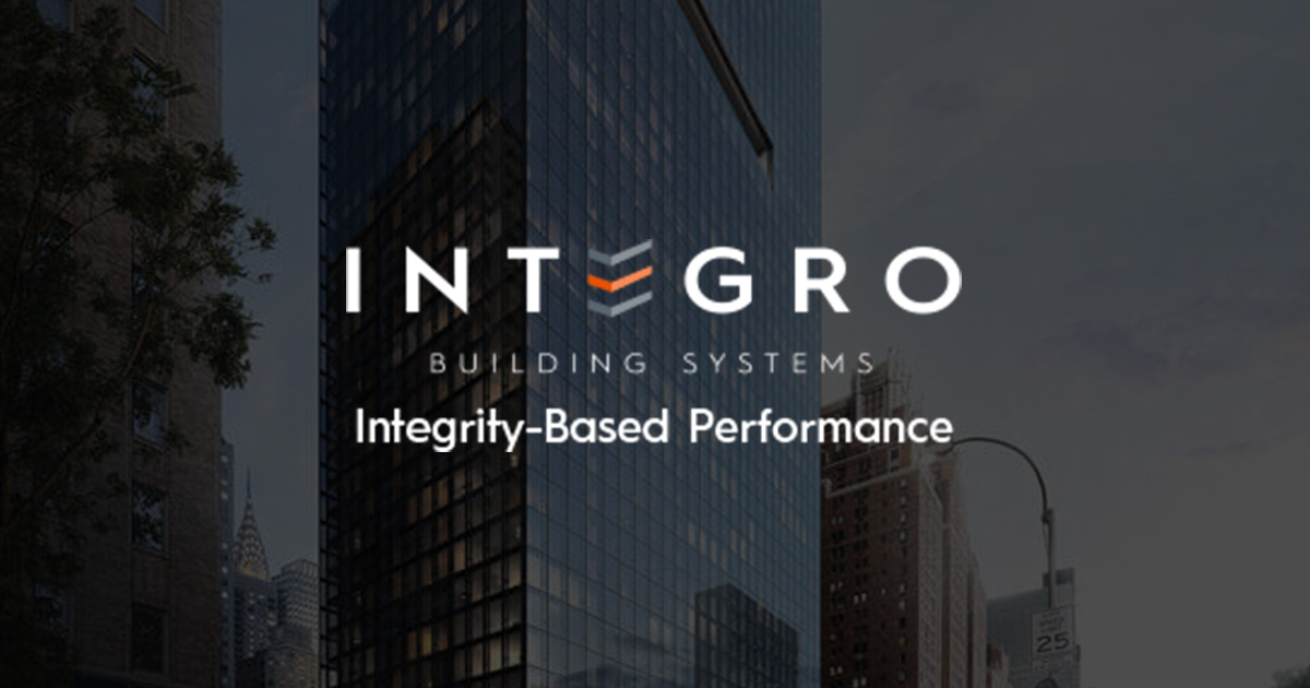Integro Building Systems | Curtainwall Project Solutions