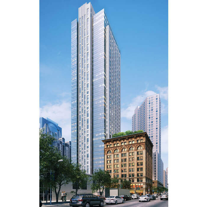 Rendering of 706 Mission Street